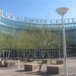 US Airways Center downtown Phoenix