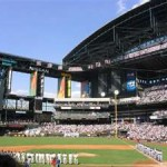Chase Field, Phoenix, Arizona