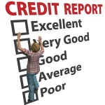 Bankruptcy effects your credit